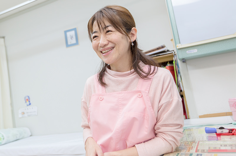 関西では女性の肛門科医が珍しいですが、肛門科医を目指されたきっかけは?